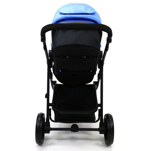 Carucior 3 in 1 Asalvo CONVERTIBLE TWO+ Blue