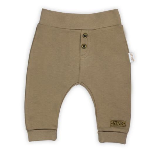 """Pantalon bumbac 100% (182016) Colectia """"Star"""" 2021 Maro"""
