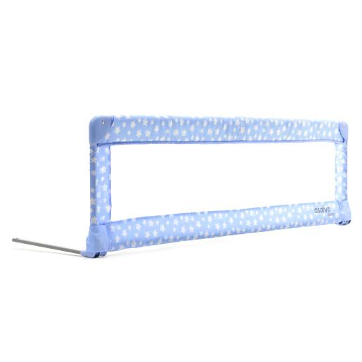 Balustrada de protectie pentru pat Asalvo BED RAIL 150 cm Stars Blue