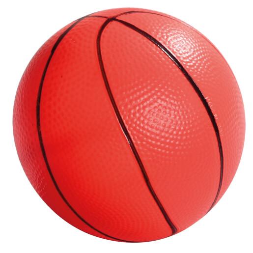Set de 5 mingi pentru tobogan cu cos de baschet
