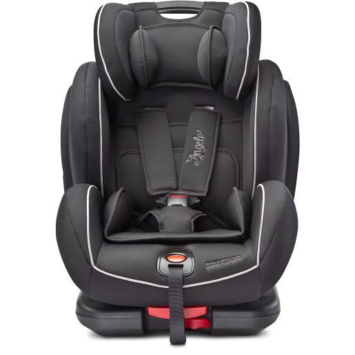 Scaun auto Caretero ANGELOFIX 9-36 Kg Black