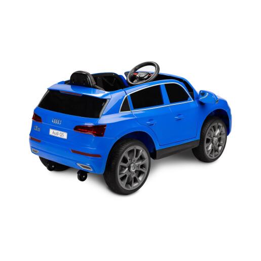 Masinuta electrica cu telecomanda AUDI Q5 Albastra