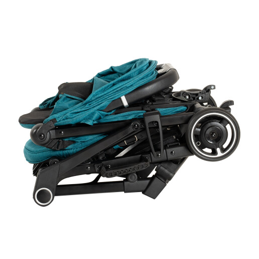 Carucior sport compact Buggy1 by Hartan BIT Light Grey