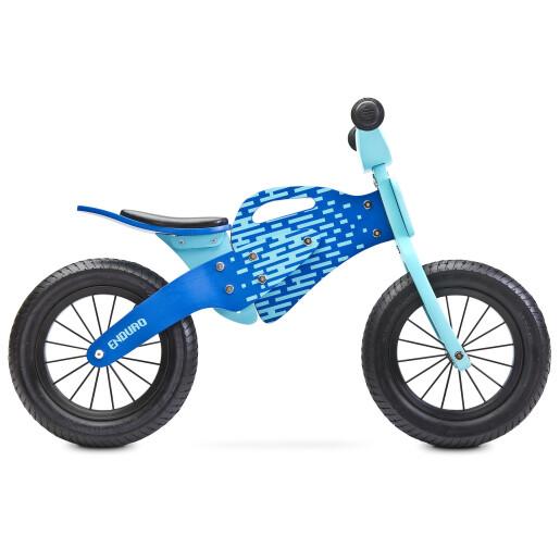 Bicicleta fara pedale Toyz ENDURO Blue