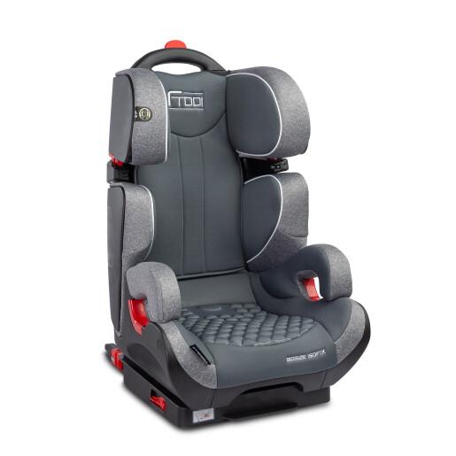 Scaun auto Caretero FRODI Isofix 15-36 Kg Gri