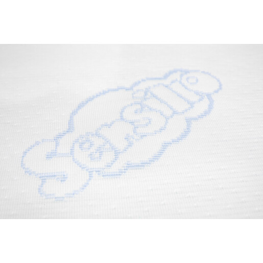 Perna antisufocare pentru patut Sensillo CLASSIC 38x60 cm
