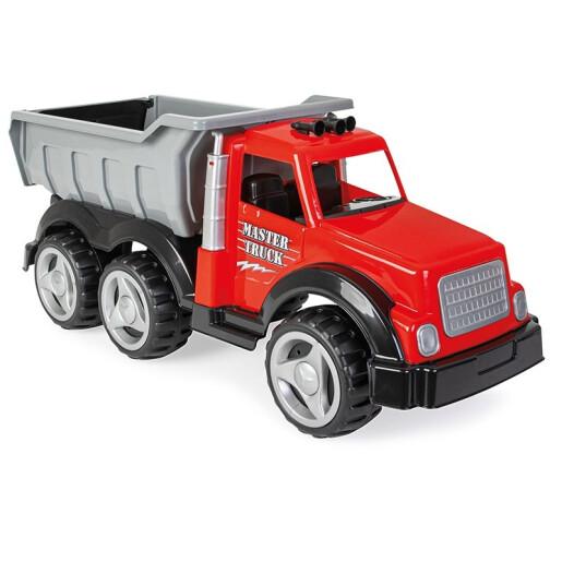 Jucarie camion Pilsan MASTER TRUCK Rosu