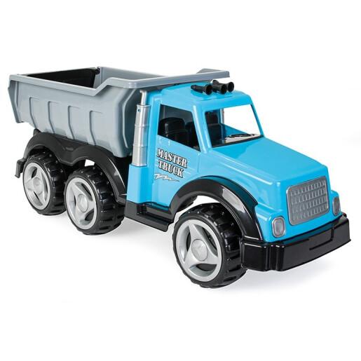 Jucarie camion cu claxon Pilsan MASTER TRUCK Albastru