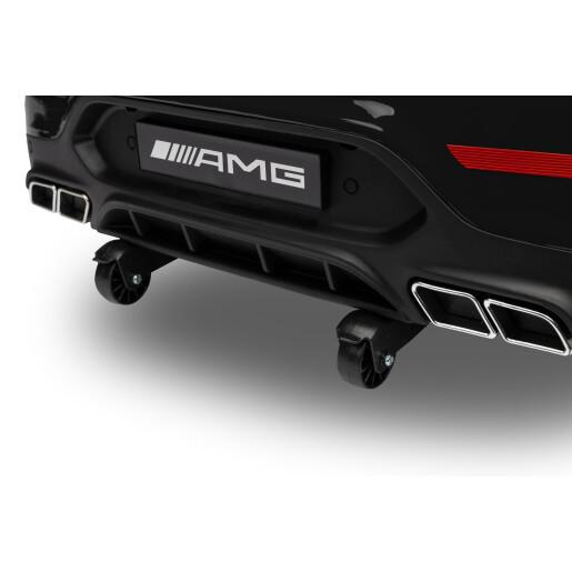 Masinuta electrica cu telecomanda MERCEDES AMG GLC 63S Neagra