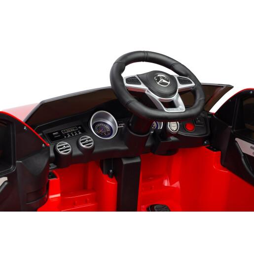 Masinuta electrica cu telecomanda MERCEDES AMG GLC 63S Rosie