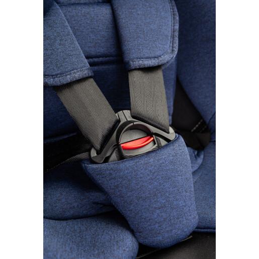 Scaun auto rotativ Caretero MUNDO 0-36 Kg Isofix Albastru