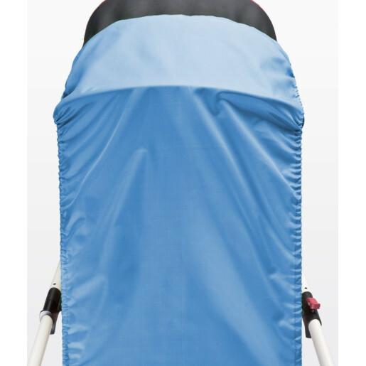 Parasolar pentru landou Caretero albastru