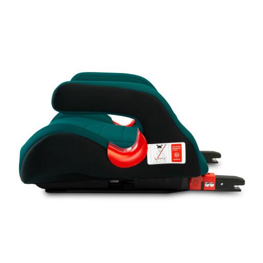 Inaltator auto Caretero PUMA ISOFIX 15-36 Kg Green