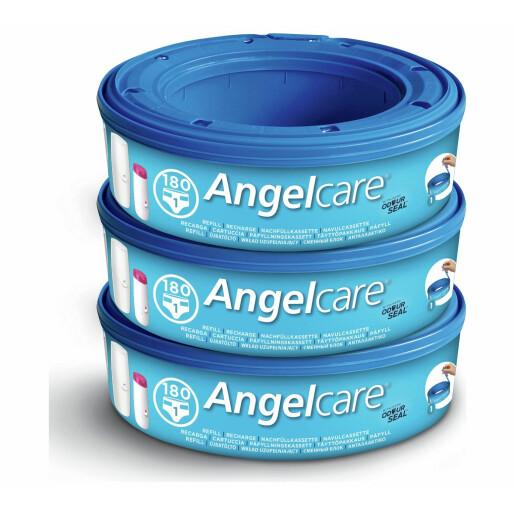 Rezerva cos Angelcare pentru scutece folosite (3 buc.)