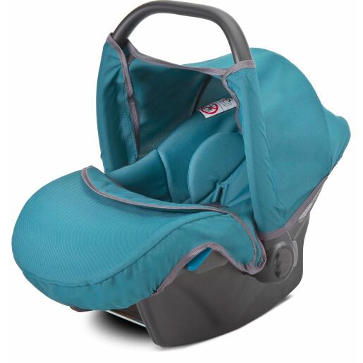 Scaun auto Camini MUSCA 0-10 Kg Dark Turquoise