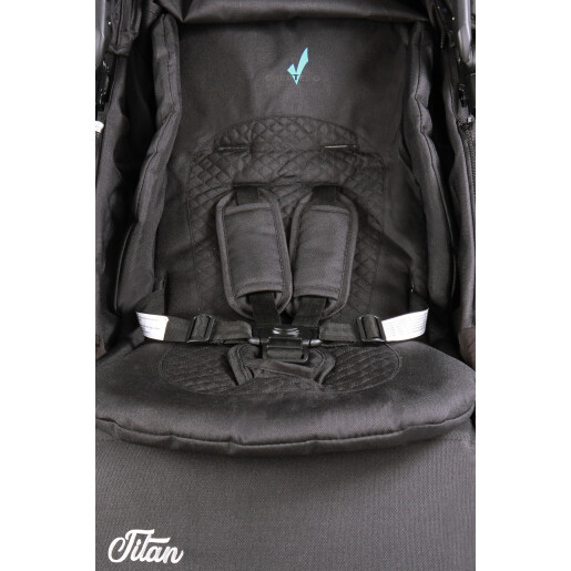 Caretero TITAN Black