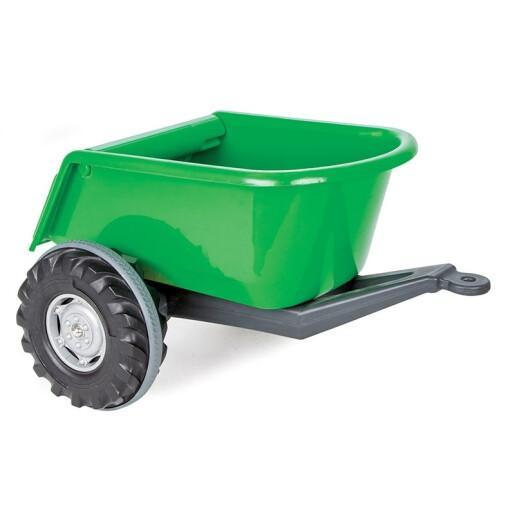 Remorca pentru tractor Pilsan BIG Verde