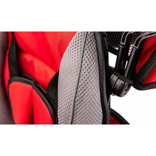 Tricicleta pliabila cu scaun reversibil Toyz WROOM Red