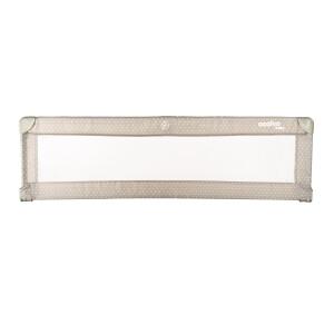 Balustrada de protectie pentru pat Asalvo BED RAIL 150 cm Stars Beige