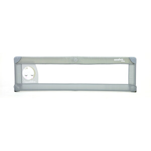Balustrada de protectie pentru pat Asalvo BED RAIL 150 cm Moon Grey