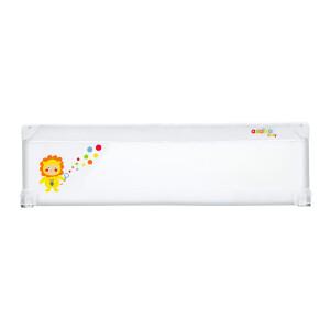 Balustrada de protectie pentru pat 150 cm Asalvo BED RAIL White Bubbles