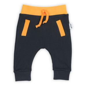 """Pantalon bumbac 100% (181016) Colectia """"Big Trucks"""" 2021 Negru"""
