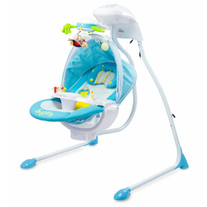 Leagan electric Caretero BUGIES Blue