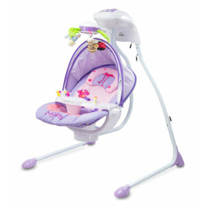 Leagan electric Caretero BUGIES Purple