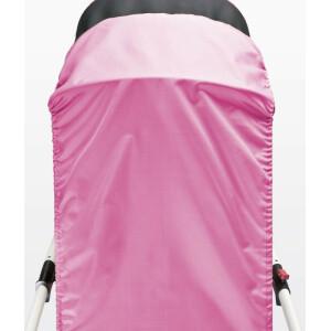 Parasolar pentru landou Caretero roz