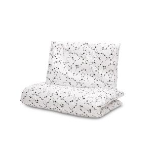 Set lenjerie de pat cu 2 piese Sensillo Stelute