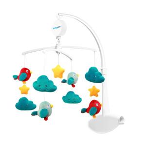 Carusel muzical BabyOno CLOUDS & BIRDS