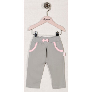 Pantaloni bumbac 95% Bamar-Nicol 13104 marimea 56 gri