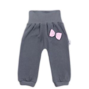 Pantaloni bumbac 95% Bamar-Nicol 14404 marimea 74 gri inchis