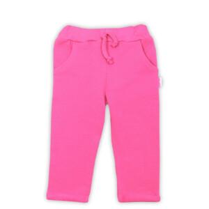 Pantaloni bumbac 98% Bamar-Nicol 14338 B marimea 80 roz