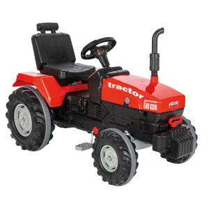 Tractor cu pedale Pilsan SUPER Rosu