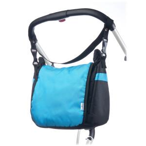 Geanta pentru carucior Caretero CLASSIC Turquoise