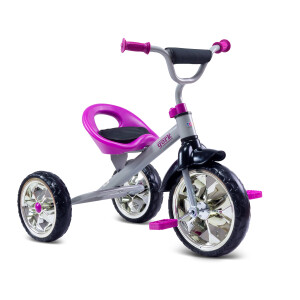 Tricicleta Toyz YORK Purple