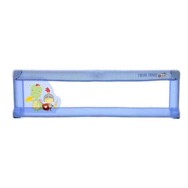 Balustrada de protectie pentru pat Asalvo BED RAIL 150 cm Camelot Blue