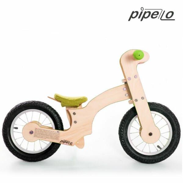 Bicicleta fara pedale Pipello Bikes LILY Green