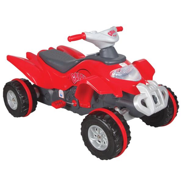 ATV cu pedale Pilsan GALAXY Rosu