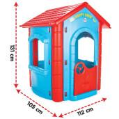Casuta de exterior Pilsan HAPPY HOUSE Albastra