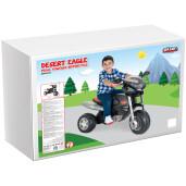 Motocicleta cu pedale si lant Pilsan DESERT EAGLE