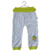 Pantaloni bumbac 100% Bamar-Nicol 13604 A marimea 68 gri
