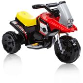 Motocicleta electrica pentru copii Rollplay My First Motorcycle 6V