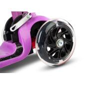 Trotineta pliabila pentru copii Toyz CARBON Purple