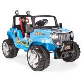 Jeep electric cu telecomanda Pilsan RANGER 12V Albastru