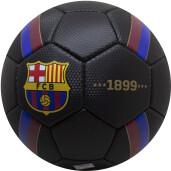 Minge de fotbal FC Barcelona Logo BLACK marimea 5