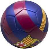 Minge de fotbal  FC Barcelona Logo HOME  marimea 5 mata metalica