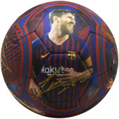Minge de fotbal FC Barcelona MESSI  marimea 5 '18/'19 mata