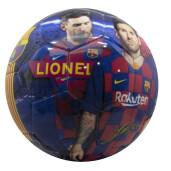 Minge de fotbal FC Barcelona MESSI marimea 5 '19/'20 lucioasa
